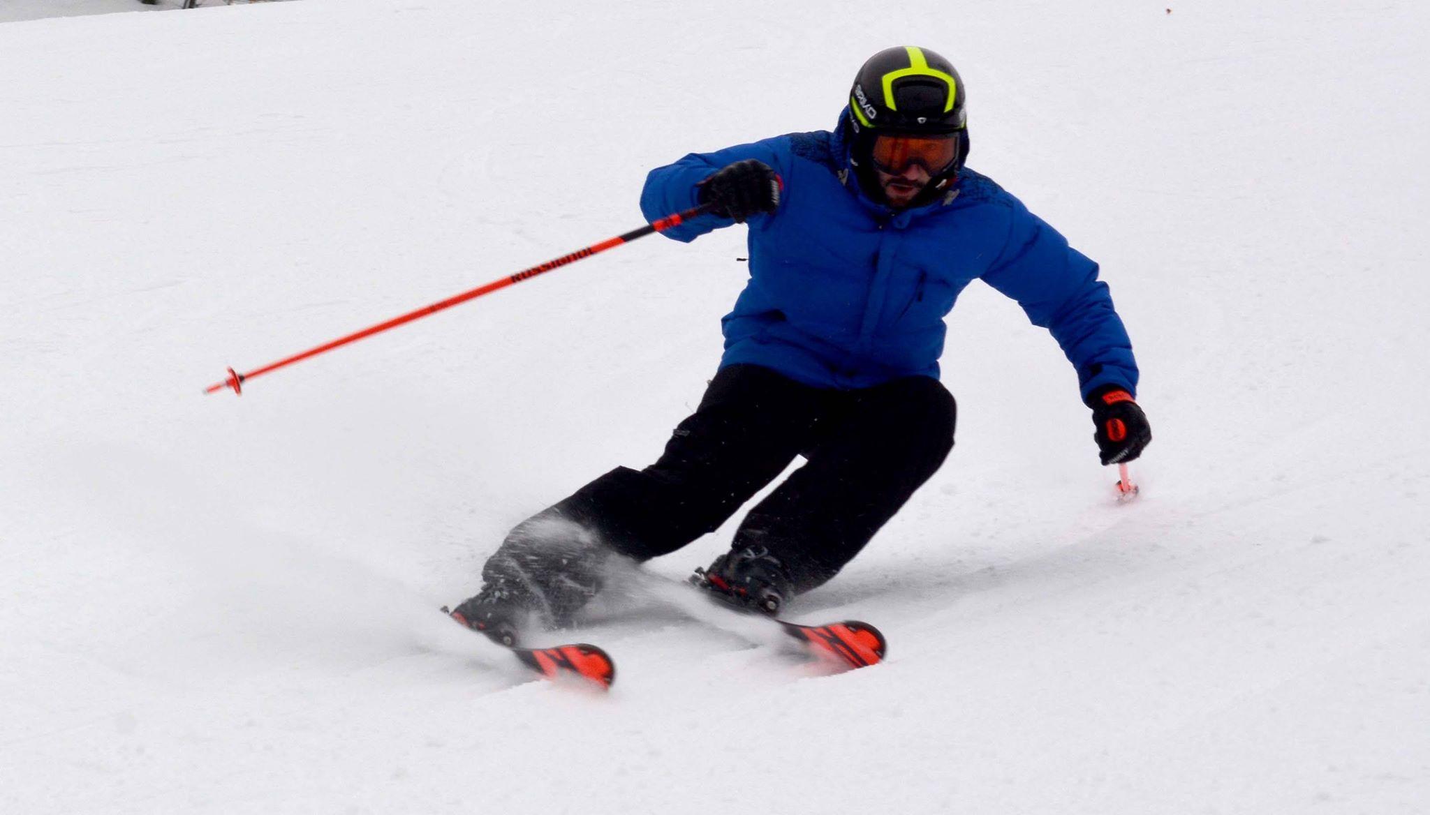 La naissance d'un skieur | À l'aube du succès; un rêve irréel